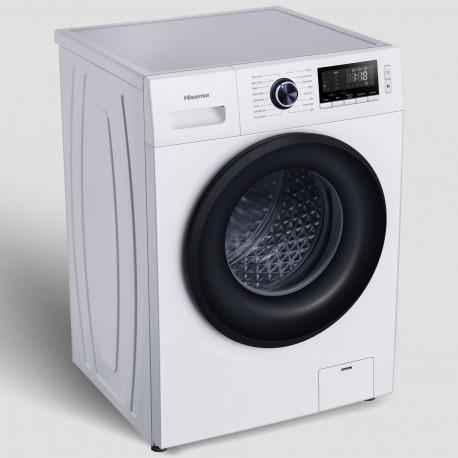 لباسشوئی 8 کیلوئی سفید WFKV8010D